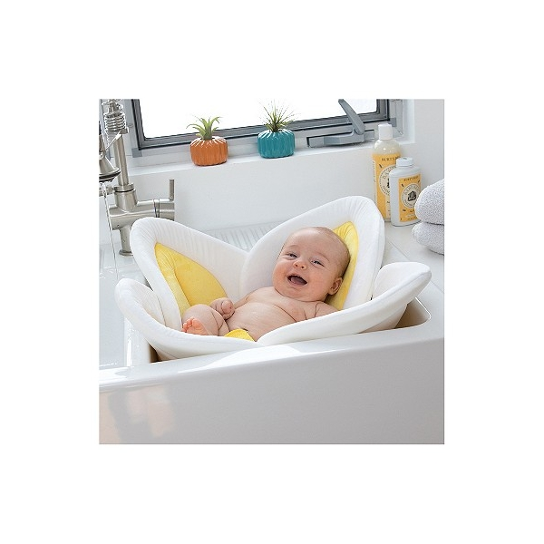 Blooming Baby Blooming Bath - Bath Cushion - Yellow